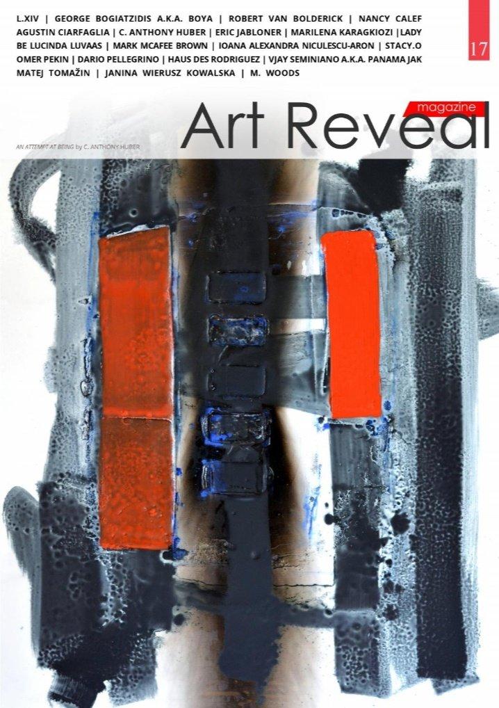 Art Reveal Magazine number 17