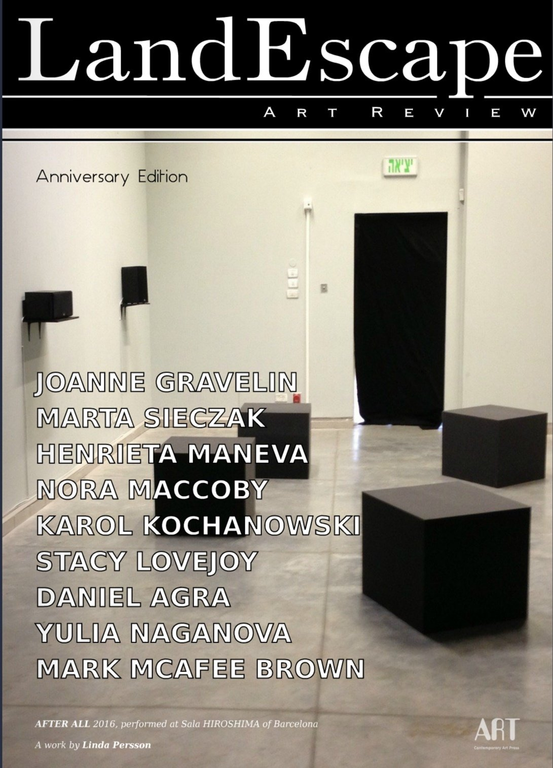 LandEscape Art Review Magazine