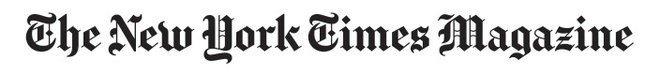 New York Times Magazine, December 15 2002
