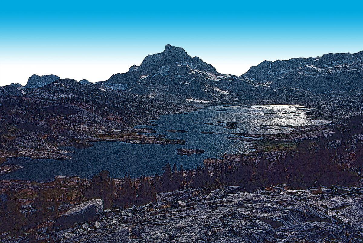 1000 Island Lake