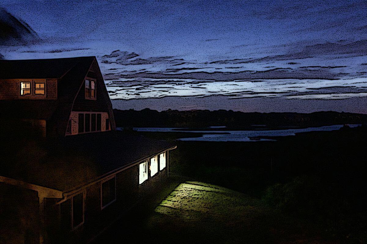 Cape Cod Twilight