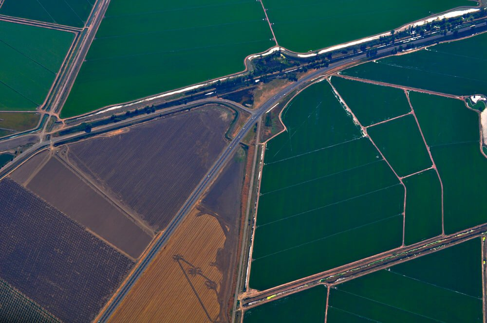 Central Valley Fractured Geometry