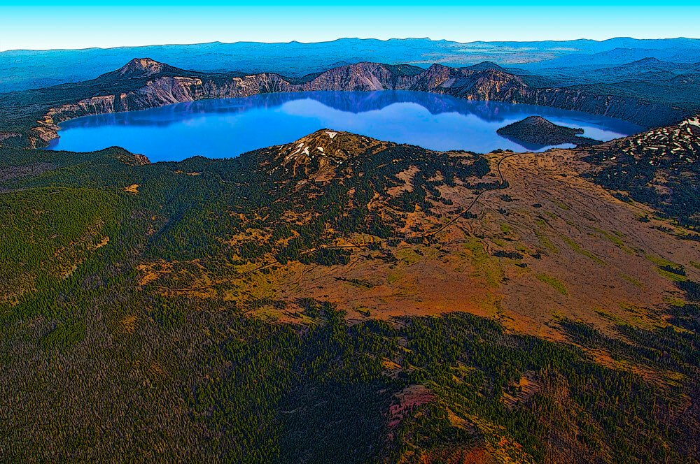 Crater Lake North