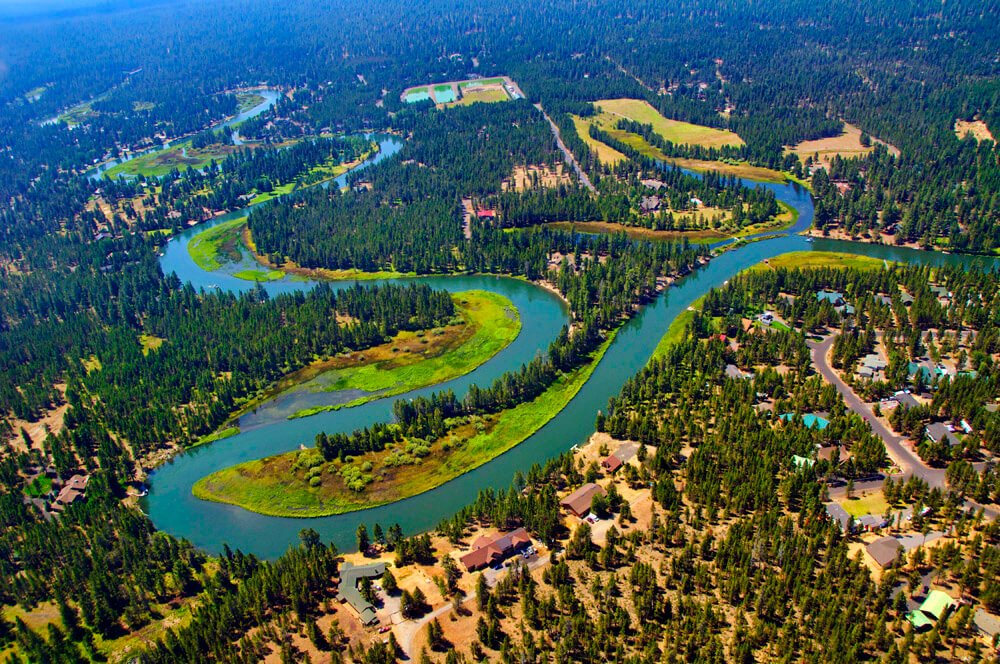 Sunriver Meander