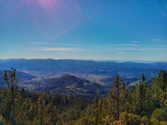 Napa Valley and Calistoga